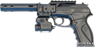 Пневматичний пістолет Crosman C11 Tactical (ТАСС11)
