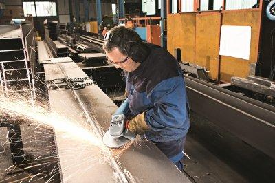 Угловая шлифмашина Bosch Professional GWS 22-230 H