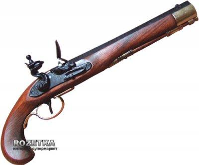 Макет пістолета Кентуккі, США XIX століття, Denix (1198)
