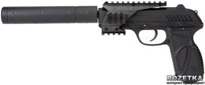 Пневматичний пістолет Gamo PT-85 Socom Blowback (6111386)