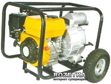 Мотопомпа Forte FPTW30 для грязной воды