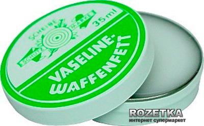 Вазелін для зброї Klever Ballistol Vaseline Waffenfett (4290024)