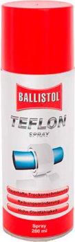 Мастило для зброї Klever Ballistol PTFE-Spray Teflon 200ml (4290018)
