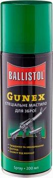 Мастило для зброї Klever Ballistol Gunex 2000 spray 200ml (4290011)