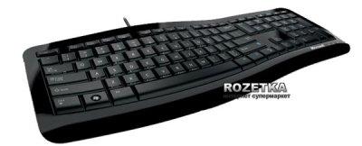 Клавіатура дротова Microsoft Comfort Curve 3000 USB (3TJ-00012)