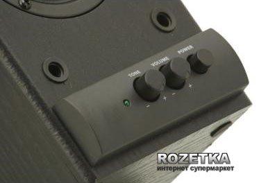 Акустична система Sven SPS-607 Black