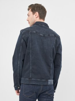 Джинсовая куртка Calvin Klein Jeans Foundation Denim Jacket J30J316194-1BJ Blue Black