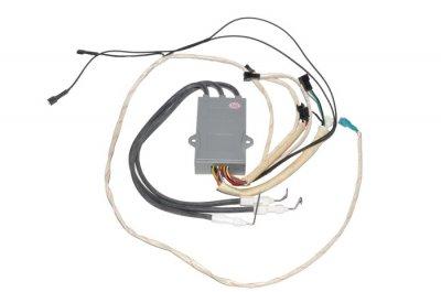 Блок управління і розпалювання для китайських колонок з дисплеєм №4, GCO-AE-10L