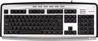 Клавіатура дротова A4Tech KLS-23MUU USB (4711421823814)