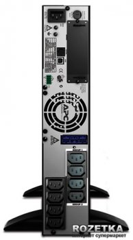 APC Smart-UPS X 1000VA Rack/ Tower LCD (SMX1000I)