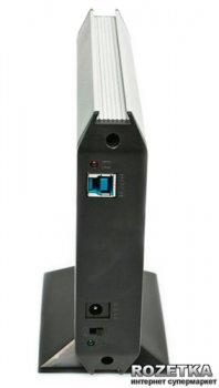 "Внешний карман Agestar для HDD 3.5"" USB3.0 (3UB3A5-6G-Silver)"