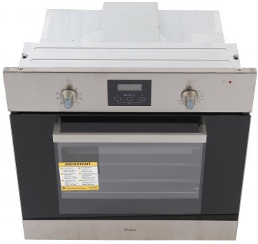 Духовой шкаф электрический WHIRLPOOL AKP 458 IX