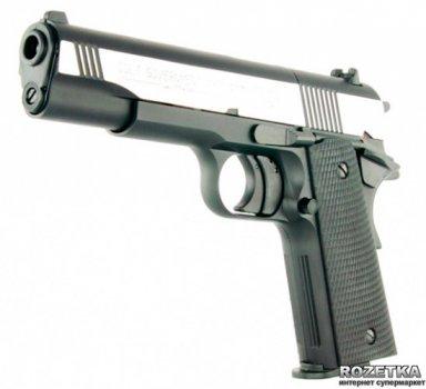 Пневматичний пістолет Umarex Colt Government 1911 A1 Dark Ops (417.00.20)