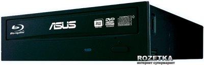 Asus Blu-Ray BD Writer Black (BW-16D1HT/BLK/B/AS)