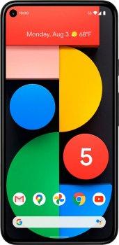 Мобільний телефон Google Pixel 5 8/128GB Just Black