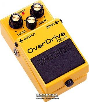 Педаль эффектов Boss OD-3 Overdrive