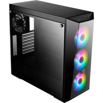 Корпус CoolerMaster MasterBox Lite 5 ARGB (MCW-L5S3-KGNN-05)