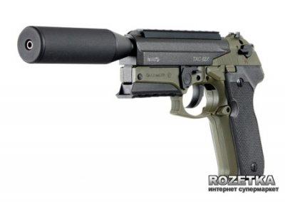 Пневматичний пістолет Gamo TAC 82X (6111387)