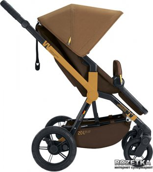 Прогулянкова коляска Concord Wanderer Brown коричневий (WD0932)