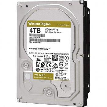 """Жорсткий диск 3.5"""" 4TB WD (WD4003FRYZ)"""