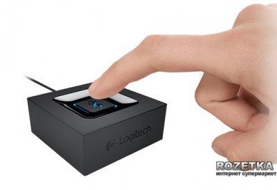 Беспроводный адаптер для аудиосистем Logitech Bluetooth Audio Adapter (980-000912)