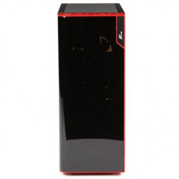Корпус Frime Vision red led USB без БЖ (Vision-U3-3RSRF-WP)