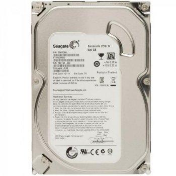 "Жорсткий диск 3.5"" 500Gb Seagate Desktop, SATA3, 16Mb, 7200 rpm (ST500DM002) (Ref)"