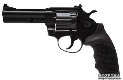 """Револьвер Alfa мод 441 4"""" (вороненный, пластик) 144911/5 (14310045)"""