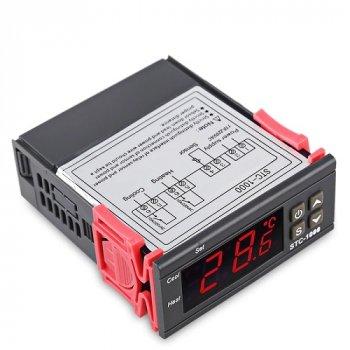 Терморегулятор RZ STC-1000 220V цифровий термостат від -50°С до +90°С