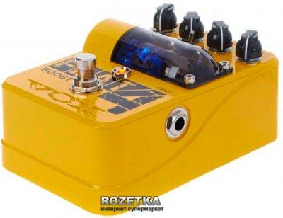 Педаль эффектов VOX TG1-FL4BT Tone Garage Flat 4 Boost (212862)