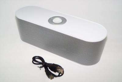 Портативна Колонка ATLANFA MOD S 207L з USB SD Bluetooth FM радіо (S207L)