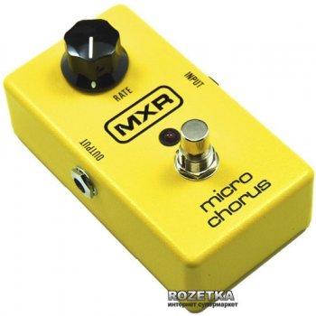 Педаль эффектов Dunlop M148 MXR Micro Chorus