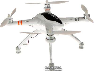 Квадрокоптер Walkera QRX350 Pro с пультом Devo F7 без подвеса и камеры iLook в кейсе (QR X350 PRO RTF4 w/o iLook w/o G-2D in alu case)