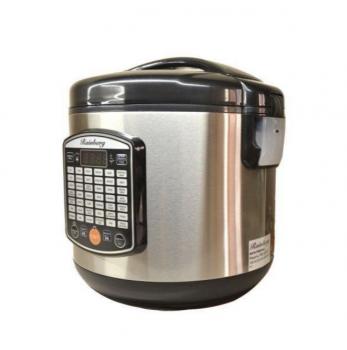 Мультиварка Rainberg RB-6208 Йогуртниця Пароварка 6 л 1000 W на 42 програми + книга рецептів
