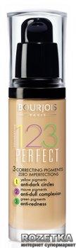 Тональный крем Bourjois 1.2.3. Perfect 30 мл 52 - Светлый бежевый (3052503635200)