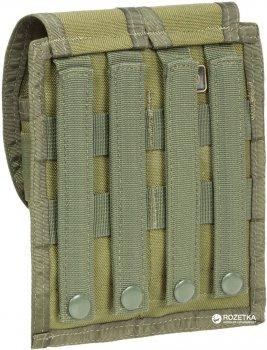Підсумок для магазинів AK / M4 Prof1 Group MOLLE Rifle Mag's Covered Pouch RMCP P020000OD Оливковий (2000980345625)