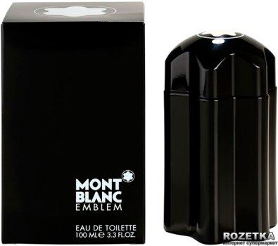 Туалетная вода для мужчин Montblanc Emblem 100 мл (3386460058728)