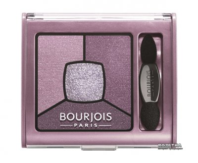 Тени для век Bourjois Smoky Stories 07 - In Mauve Again (3052503900711)