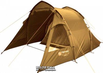 Намет Terra Incognita Camp 4 Пісочна (4823081503378)