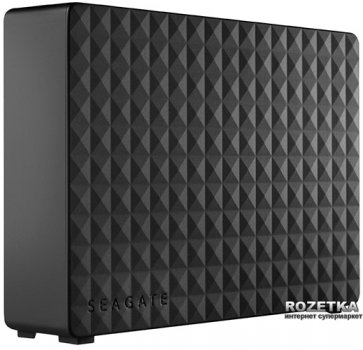Жорсткий диск Seagate Expansion 3TB STEB3000200 3.5 USB 3.0 External Black