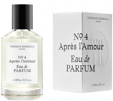 Парфюмированная вода унисекс Thomas Kosmala No 4 Apres L'amour 100 мл (ROZ6400104621)
