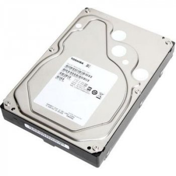 Жорсткий диск (HDD) Toshiba 7200rpm 128MB (MG04ACA400E) (MG04ACA400E)