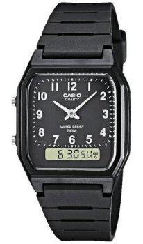 Чоловічий наручний годинник Casio AW-48H-1BVEG