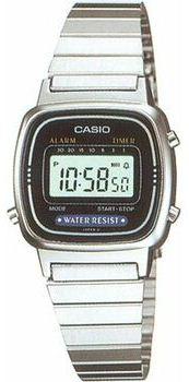 Жіночі наручні годинники Casio LA-670WA-1DF