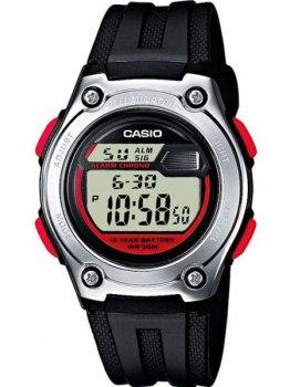 Чоловічий наручний годинник Casio W-211-1BVEF