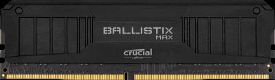 Оперативна пам'ять Crucial DDR4-4000 16384 MB PC4-32000 Ballistix Max Black (BLM16G40C18U4B)