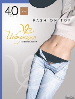 Колготки Інтуїція Fashion Top 40 Den Vizone