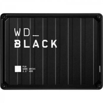 """Зовнішній жорсткий диск 2.5"""" 4TB WD (WDBA3A0040BBK-WESN)"""