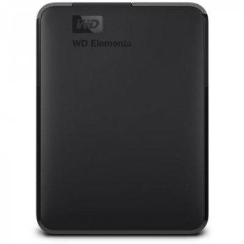 """Зовнішній жорсткий диск 2.5"""" 4TB WD (WDBU6Y0040BBK-WESN)"""