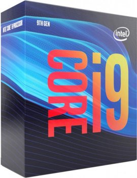 Процесор Intel Core i9 9900 3.1 Hz (16MB, Coffee Lake, 65W, S1151) Box (BX80684I99900)